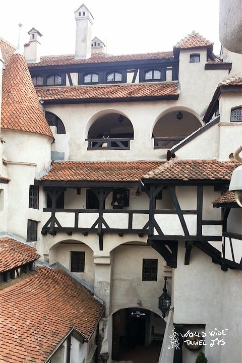 Visit Bran where is Dracula's Castle
