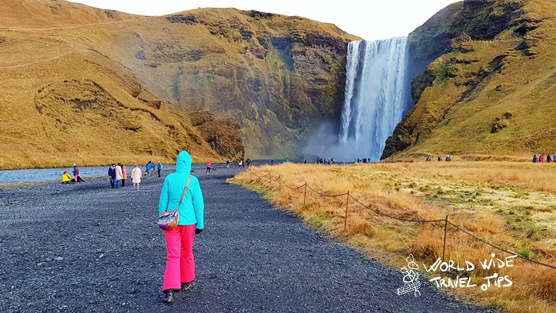 Visit Skogafoss Waterfall best places to visit in Iceland