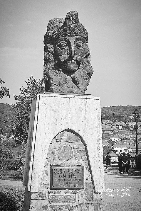 Vlad Tepes Dracula Sighisoara
