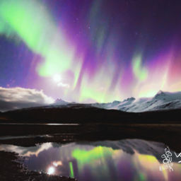 Aurora Borealis chances of seeing northern lights in Iceland