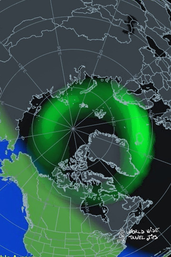 What are Aurora Borealis Forecast Today