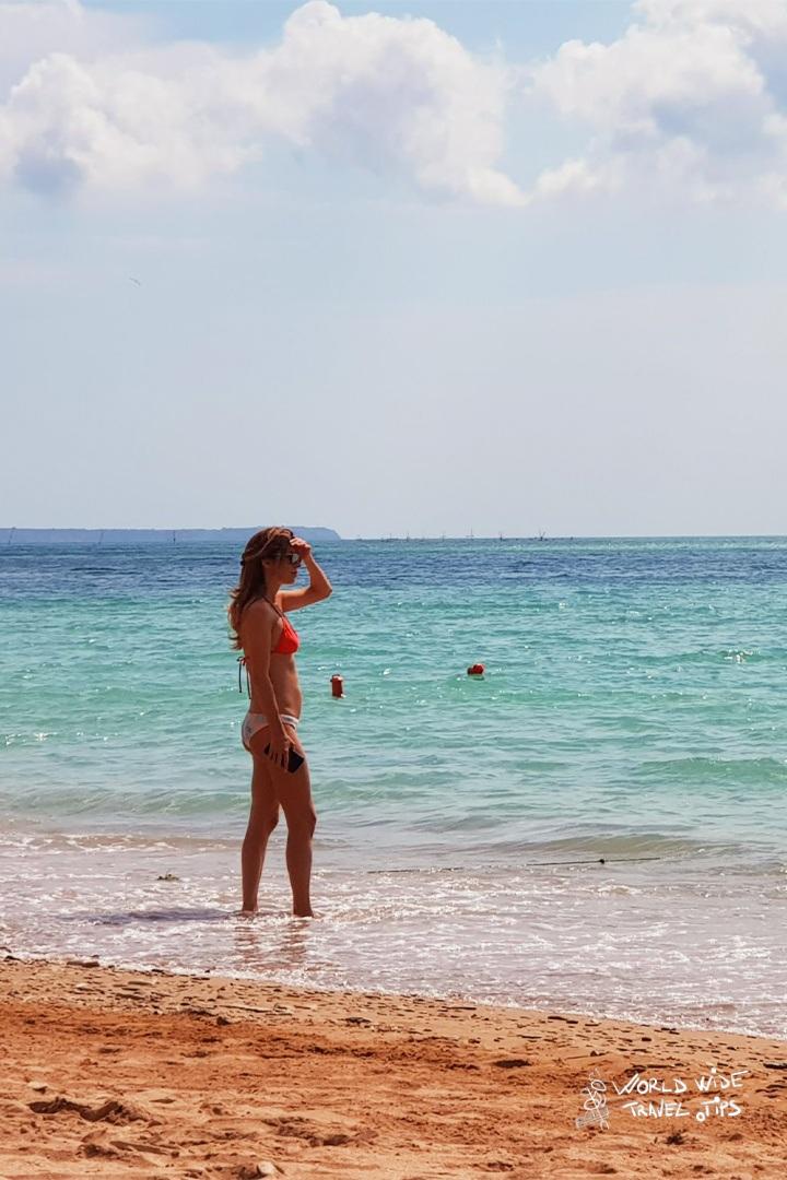 Bendida Beach Bulgaria Sea
