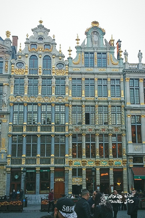 Brussels Netherlands cities to visit