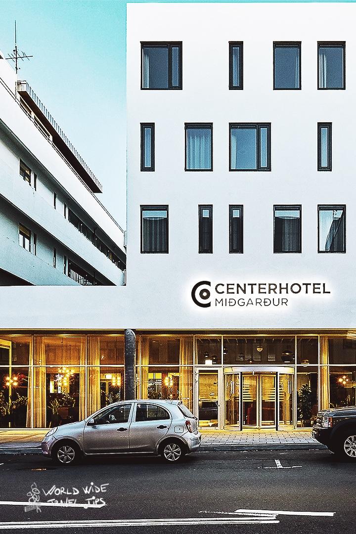 Center Hotel Midgardul Reykjavik Iceland