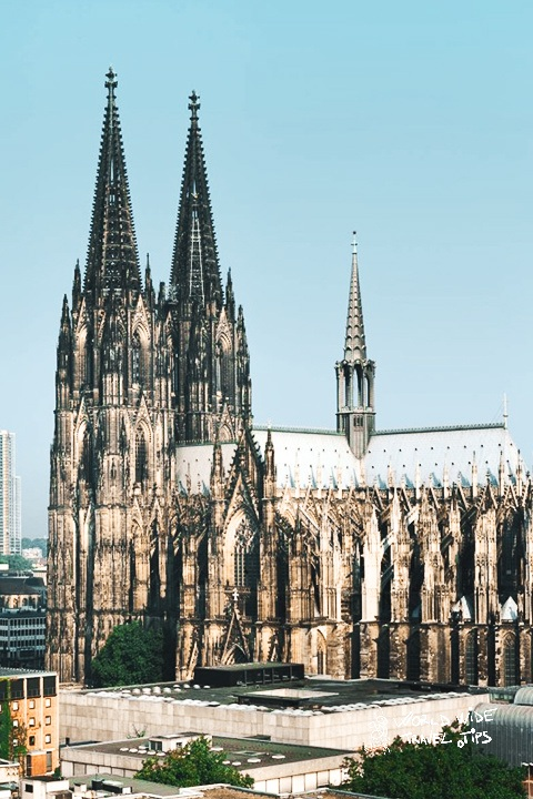 Cologne Netherlands cities