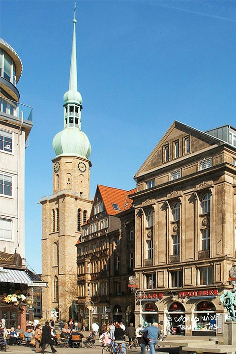 Dortmund cities in Netherlands