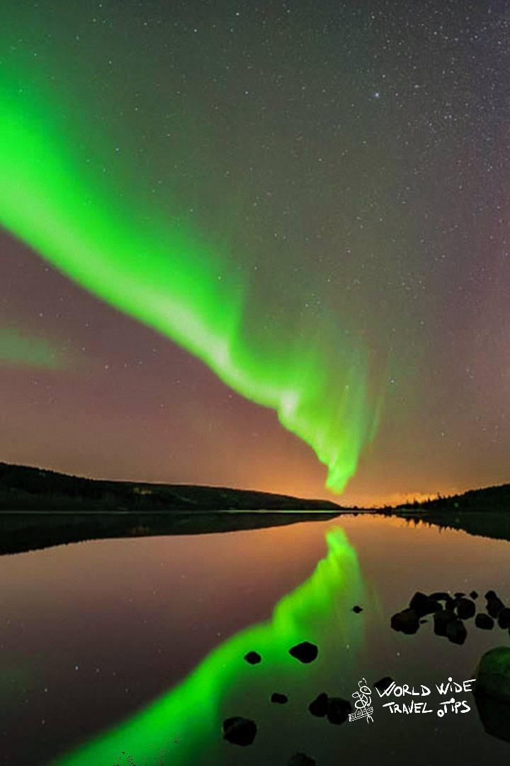 Grotta Northern Lights Iceland Aurora Borealis