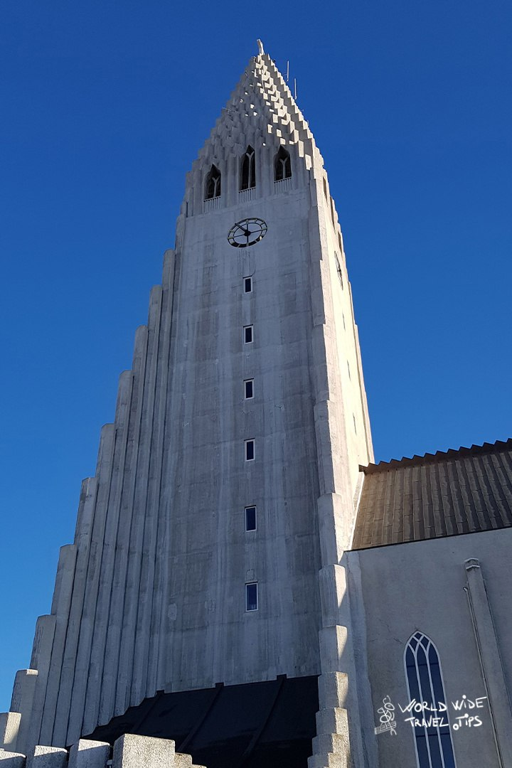 Hallgrimskirkja Iceland Reykjavik Church