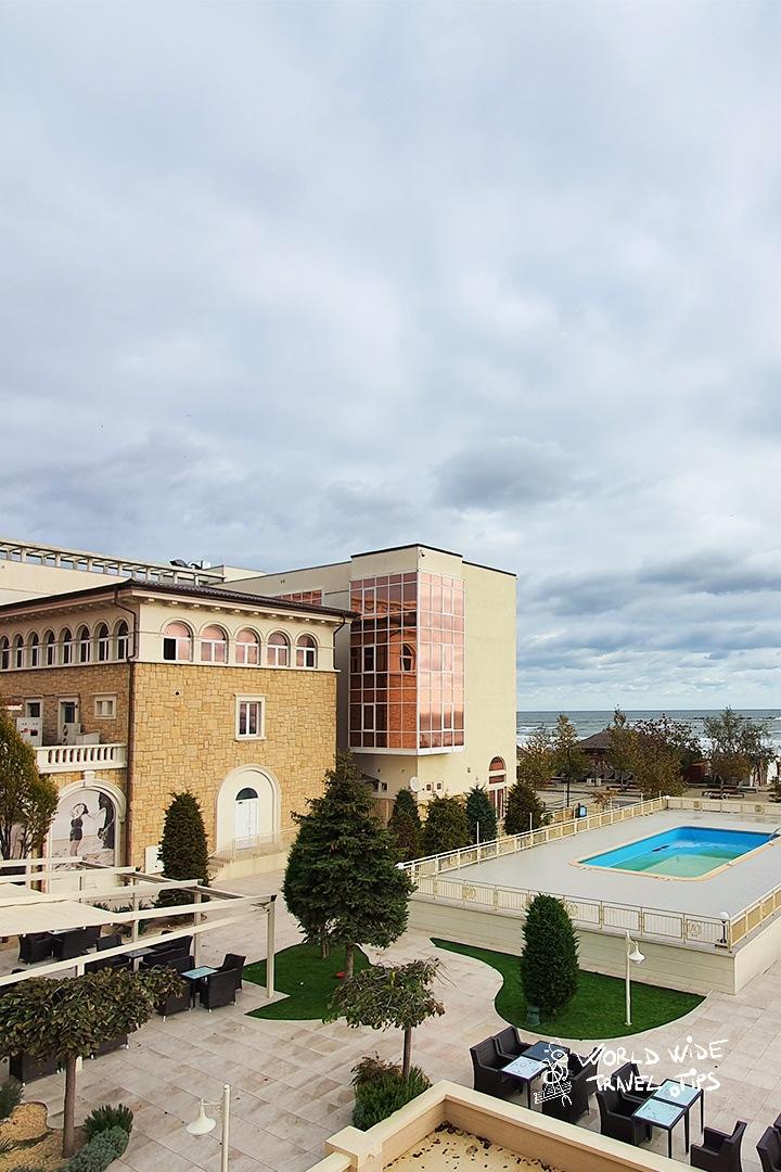 Hotel Iaki Mamaia Black Sea Romania