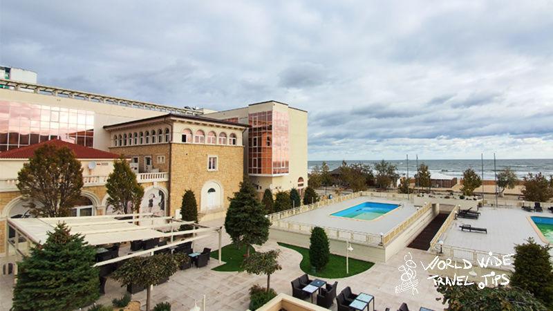 Iaki Hotel Mamaia Black Sea Coast Romania