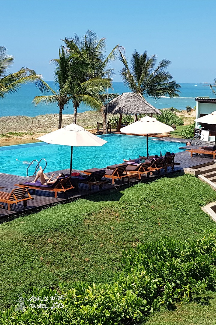 Laya Safari Pool Facilities