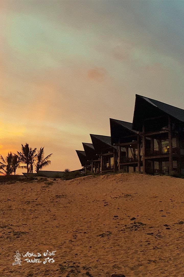 Laya Safari sunset