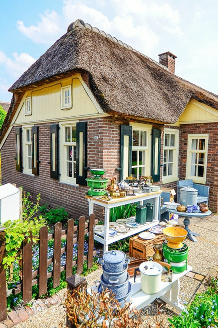Netherlands Countryside House