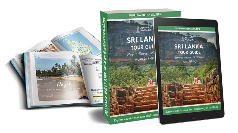 The ultimate travel guide ebook Sri Lanka