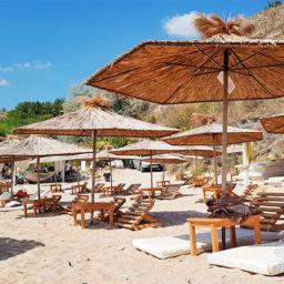 Thracian Cliffs Beaches Bendida Beach