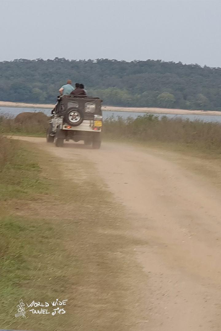 Yala Jeep Safari Sri Lanka