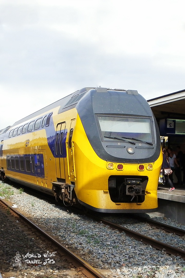 Visit Netherlands by train