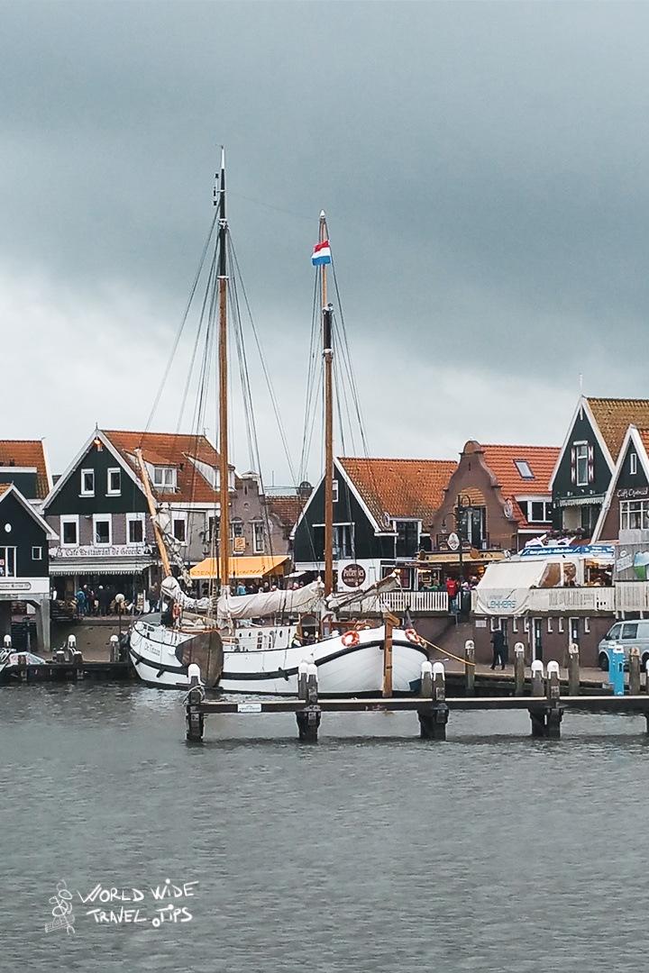 Volendam Netherlands Port
