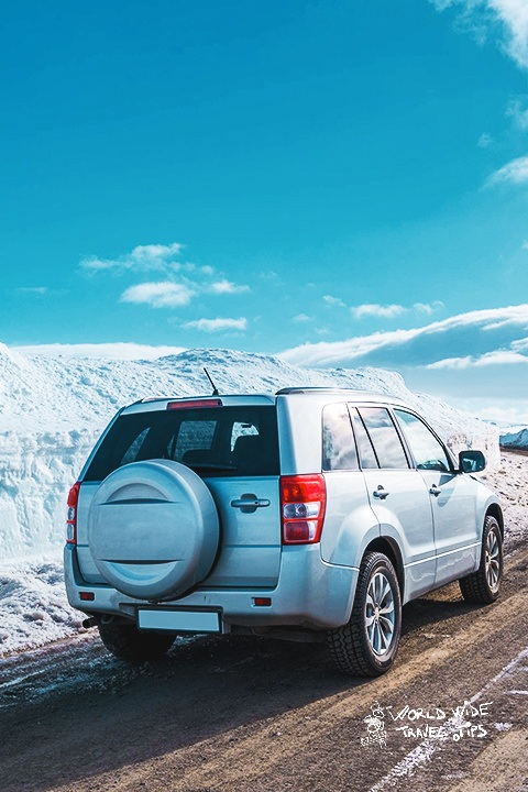 Car rental for Iceland
