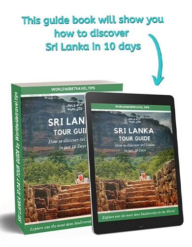 Sri Lanka Travel Guide Book 10 days