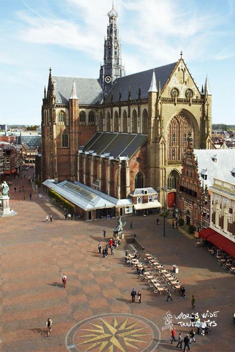 Best cities in Netherlands Haarlem