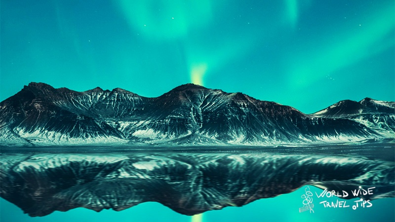 see Northern Lights in Iceland