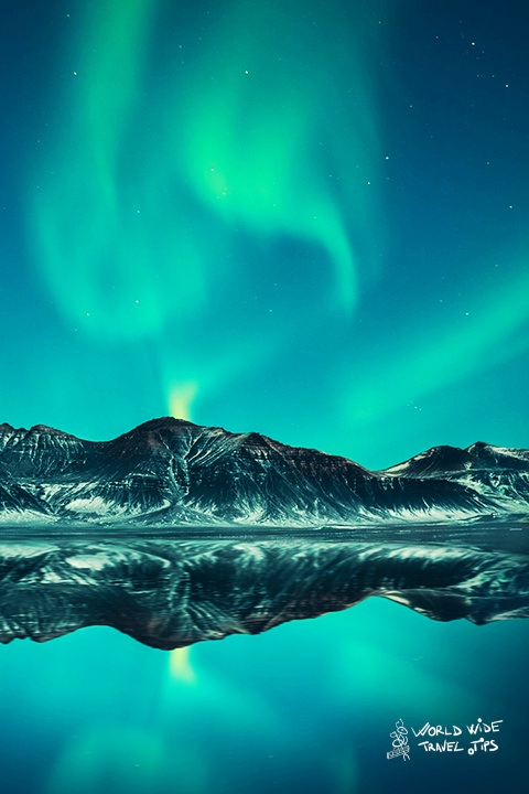 Choose the best time for Northern Lights in Iceland 2020