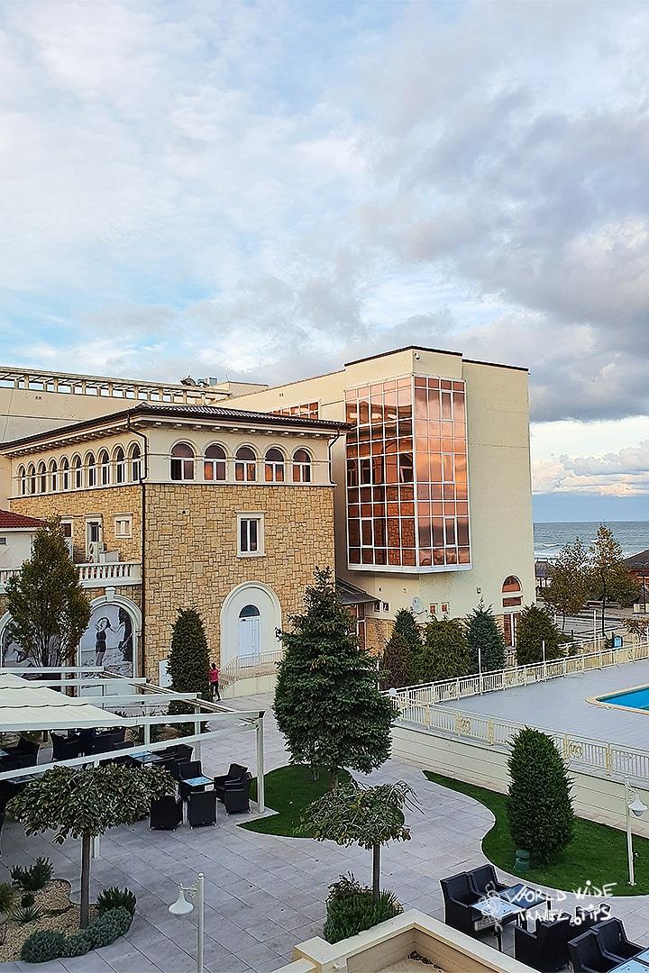 Hotel Iaki Mamaia Constanta