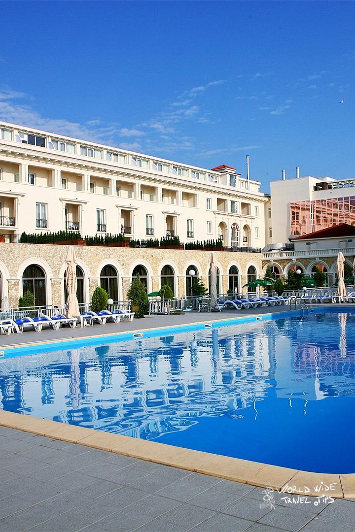 Iaki Hotel Mamaia Black Sea Hotel