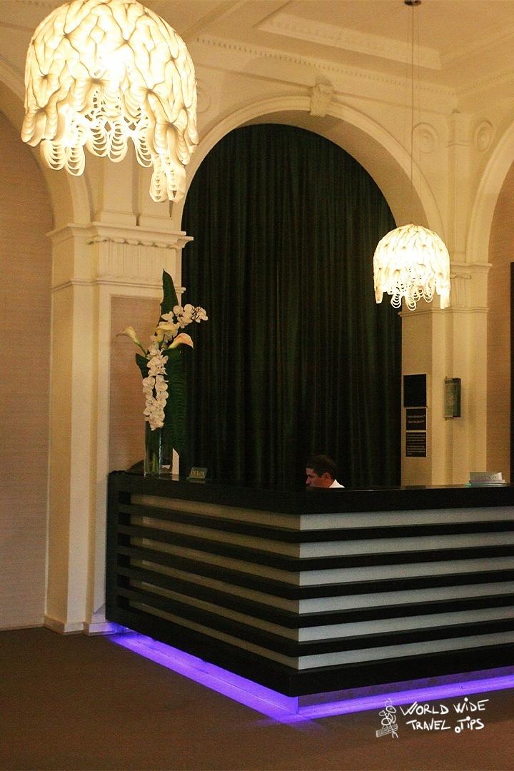 Iaki Hotel Reception Mamaia