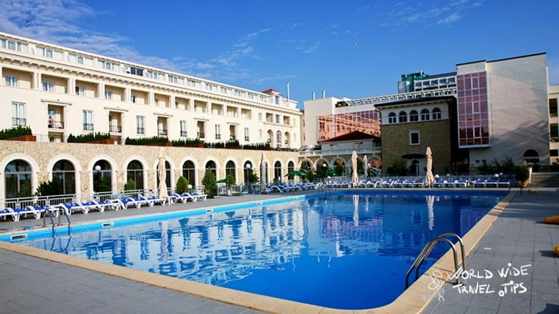 Iaki Hotel in Mamaia Black Sea Hotel