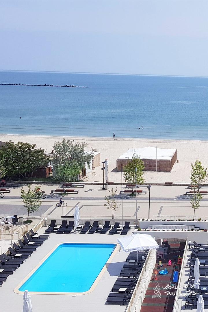 Iaki Mamaia Hotel Black Sea Romania