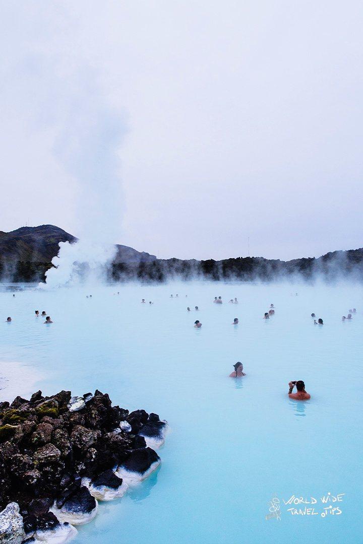 Iceland Blue Lagoon Iceland Bath