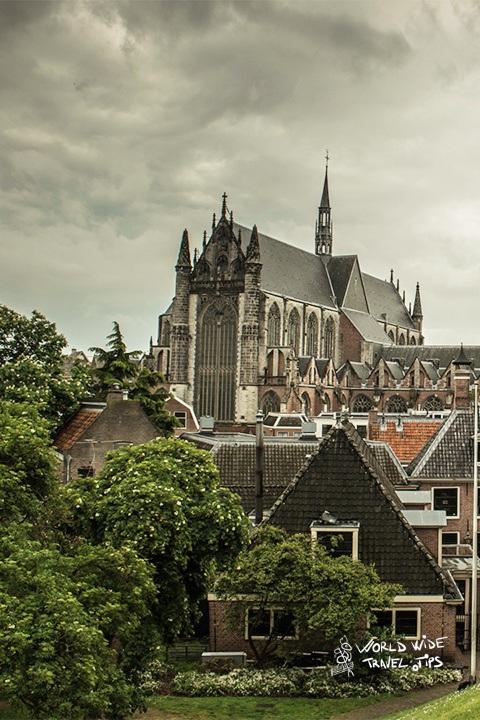 Leiden Cathedral Netherlands