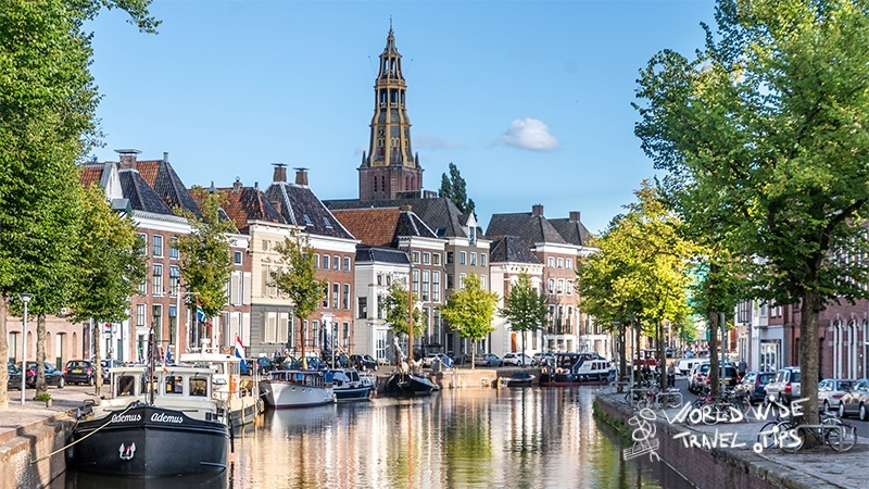 Places to see in Netherlands Groningen