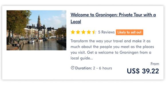 Welcome to Groningen Private Tour with a Local