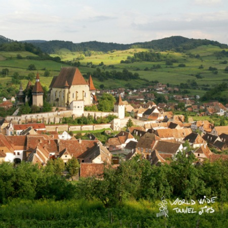 places to see in Romania Biertan Sibiu Fortified Chucrch Saxons