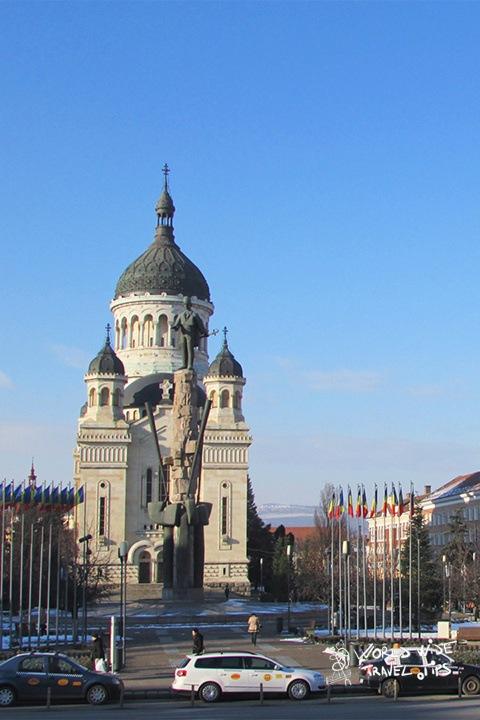 Cluj Napoca City of Transylvania