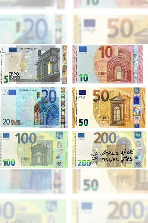 Holland Currency in Netherlands money before euro