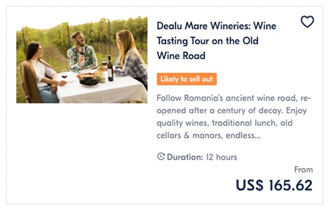 Dealu Mare Wineries Wine Tasting Tour on the Old Wine Road