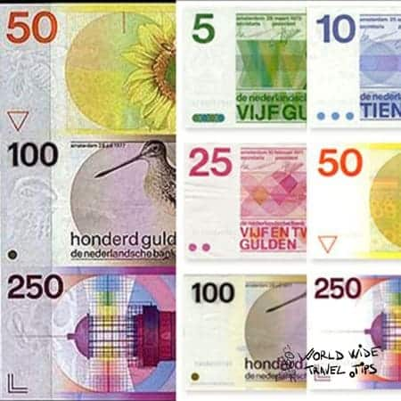 Holland currency Netherlands Money