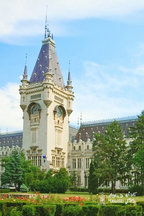 Iasi city Romania