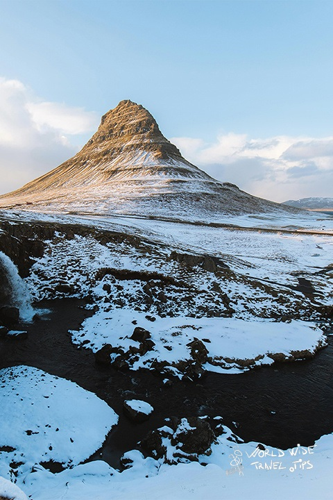 best time of the year to visit Iceland Mountain winter