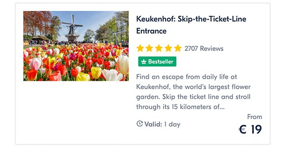 Keukenhof Travel Guide