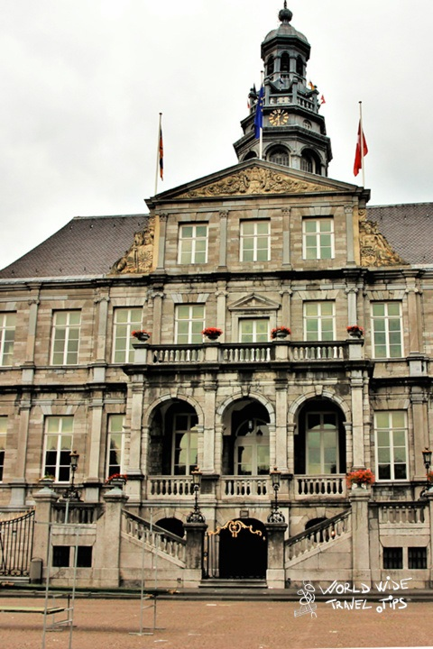 Tourism of the Netherlands Maastricht City Hall