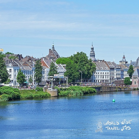 where is Maastricht Netherlands City