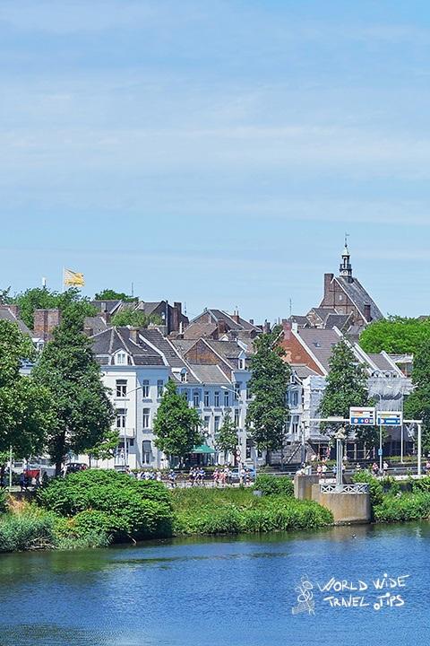 Maastricht Netherlands City
