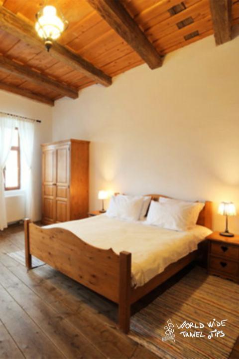 Mesendorf sleep Castle Room Accomodation