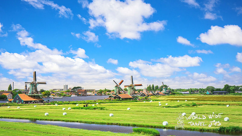 Netherlands Countryside travel