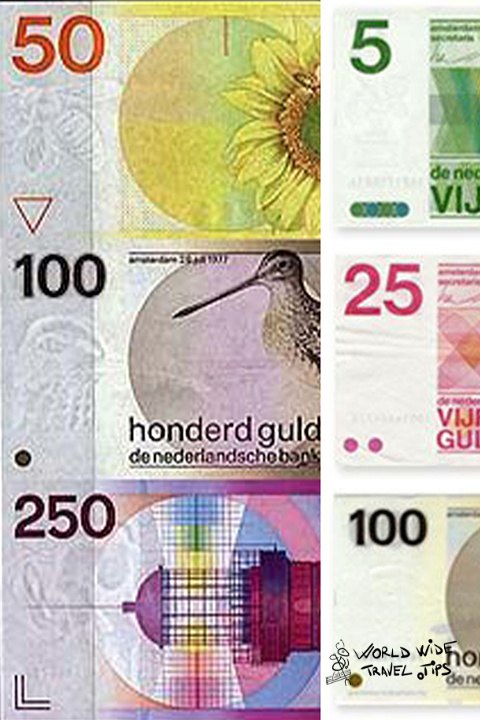 What is Netherlands currency money
